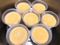 鮮奶蒸布丁-免烤箱
