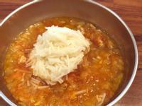 寶寶副食品-蕃茄肉醬麵