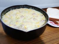 玉米濃湯白醬口味棺材板