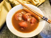 十分鐘 簡單省時有效率的燉補-培元豬腳湯