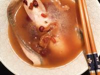 十分鐘 簡單省時有效率的燉補-紅福魚肚湯