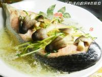 ㄚ曼達的廚房~蒸鮭魚