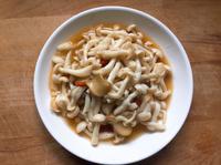 麻油美白菇