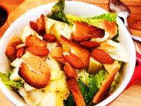 健康蔬食蘿蔓沙拉