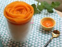 芒果花優格奶凍