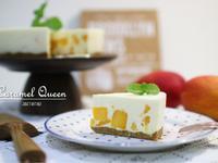 芒果優格生乳酪蛋糕