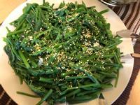[生酮低醣餐]麻香龍鬚菜
