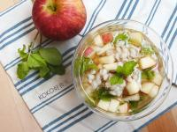 蘋果小薏仁甜湯_ 無糖低卡電鍋法