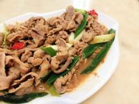 傅培梅食譜:蔥爆牛肉