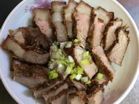 油炸或水波爐燒烤三層肉