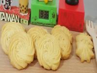 蛋黃奶油蜂蜜手工餅乾