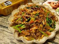韓式雜菜~涼涼吃更好吃