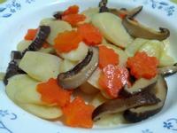 愛烹飪。不用炒的清炒茭白筍