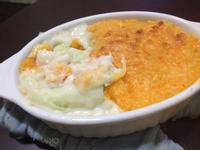 簡易焗烤奶油白菜