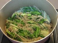 金針炒小白菜