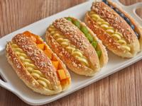 鮮果沙菠蘿【麥典實作工坊麵包專用粉】