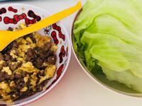 小兒科料理🍳生菜包肉碎🥚(無澱粉)
