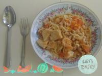 鮮美零調味料💪茄汁義大利麵