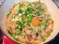 鑄鐵鍋高麗菜飯