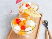 【簡易甜點】杏仁豆腐
