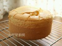 原味戚風蛋糕(6吋)