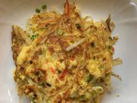 蔥花馬鈴薯煎蛋