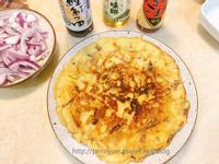 洋蔥煎餅~超方便!蔬菜煎餅