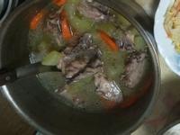黃瓜紅蘿蔔雞湯
