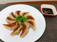 手工高麗菜豬肉水餃