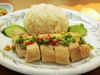 海南雞飯【電子鍋料理】