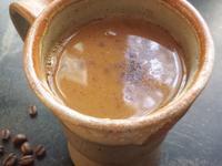 超濃縮椰子摩卡咖啡