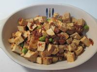 簡易版麻婆豆腐