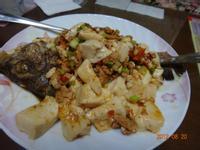 紅燒豆腐魚