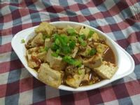 電鍋料理-麻婆豆腐