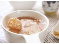 [阿妮塔♥sweet] 清香,桂花糯米甜藕。