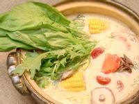 起司豆乳鍋|懶人火鍋輕鬆做
