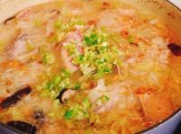 芋頭米粉湯