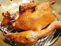 水煮鴨和燻鴨