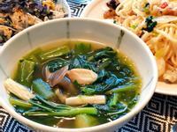 蕗蕎美姬菇蔬菜精力湯