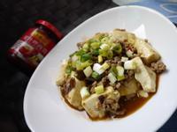 蜜汁豆腐(李錦記蜜汁烤肉醬)