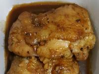 蜜汁蒜香雞腿肉