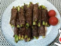 蘆筍牛肉捲