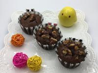 優格巧克力布朗尼小蛋糕