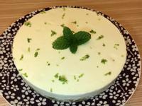 免烤箱檸檬生乳酪蛋糕(6吋)