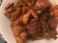 蜜汁紅燒雞