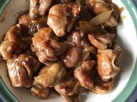照燒洋蔥雞