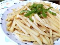 醋溜土豆,10分鐘就能上桌的開胃菜