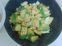 香草雞蛋酪梨沙拉🥑