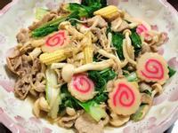 菇菇菜菜炒豬豬【好菇道親子食光】
