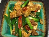 ♡香煎椒鹽豆腐♡